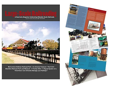 Large-Scale Railroading Magazine
