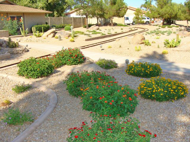 Front Yard Xeriscape Ideas Part - 18: Front Yard Xeriscape Ideas
